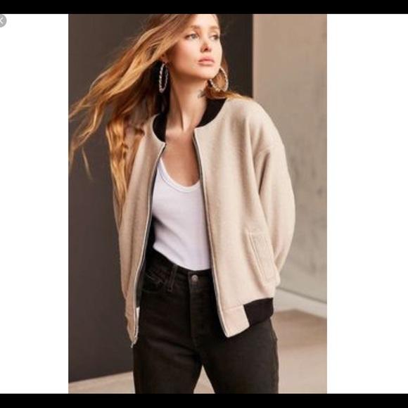 1f884a04b NWOT size XS urban renewal bomber jacket zipup